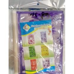Ш946 Ванная сумочка с шестью карманами