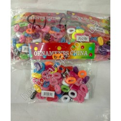 Ш1098 Разноцветные резинки