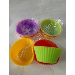 Ш1122 Формы для кексов силиконовые