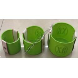 Ш1752 Набор силиконовых форм 10-12-14 см