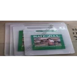 Ш1830 Доска пластиковая 43*27*0,5 см