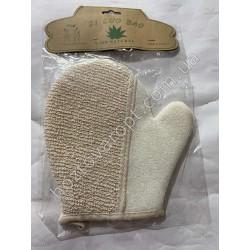 Ш1862 Перчатка мочалка