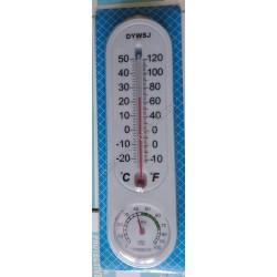 Ш1960 Термометр с измерением влажности воздуха на гвоздике