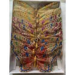 Ш1993 Магниты на холодильник Бабочки