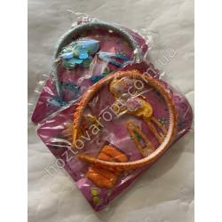 Ш2002 Набор детский (обруч, заколки, резинки)