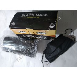 Ш2013 Защитные черные маски