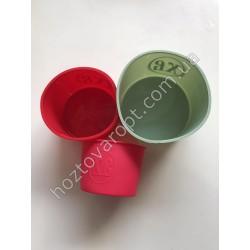 Ш2079 Набор форм для Пасхи силикон 10-12-14 см