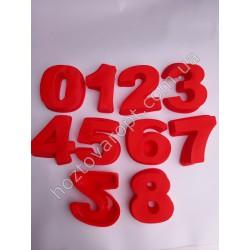 Ш2099 Набор силиконовых форм от 0-8