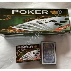 Ш2226 Игровые карты из пластика