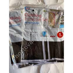 Ш2243 Чехлы для одежды черные (60*90см)