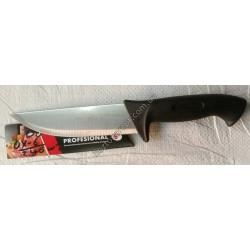 """Ш447 Нож с черной ручкой 6 """""""