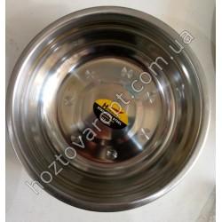 Ш455 Миска металлическая 24 см.