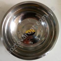 Ш457 Миска металлическая 20 см.