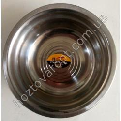 Ш459 Миска металлическая 16 см.