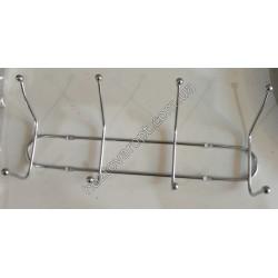 Ш461 Вешалка металлическая 4 крючка