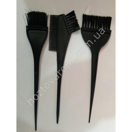 Ш640 Набор кистей для покраски волос