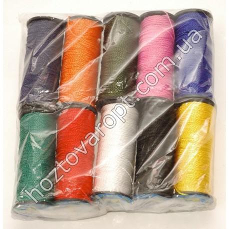 Ш83 Набор капроновых цветных ниток